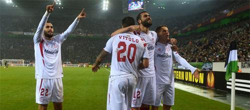 Лига Чемпионов УЕФА: Севилья - Боруссия М