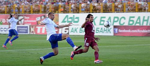 Российская Премьер-Лига: Динамо - Рубин