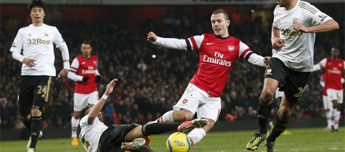 Англия, Премьер-лига: Суонси - Арсенал