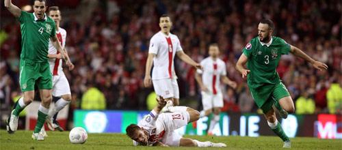 Чемпионат Европы 2016, квалификация: Польша - Ирландия