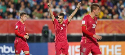 Евро-2016, квалификация: Албания - Сербия