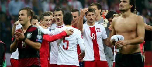 Евро-2016, квалификация: Шотландия - Польша