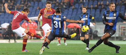 Италия, Серия А: Интер - Рома