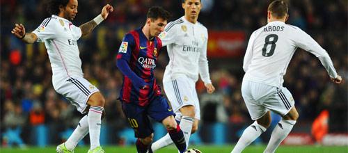 Испания, Примера: Реал Мадрид - Барселона