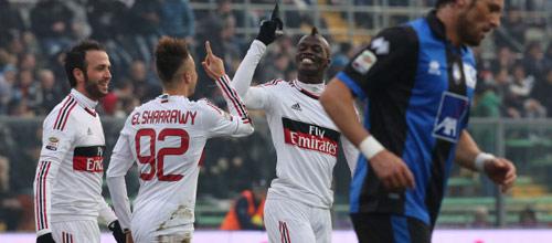 Италия, Серия А: Милан - Аталанта