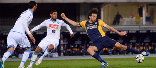 Италия, Серия А: Верона - Наполи