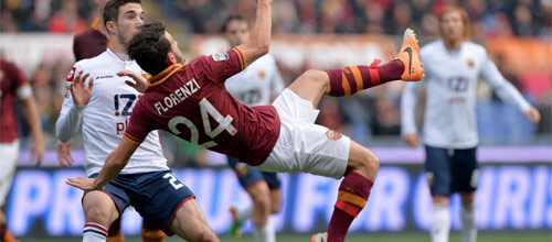 Италия, Серия А: Рома - Дженоа