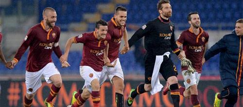 Италия, Серия А: Торино - Рома