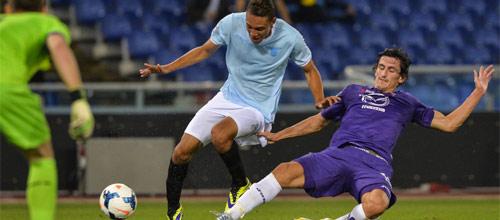Чемпионат Италии: Фиорентина - Лацио