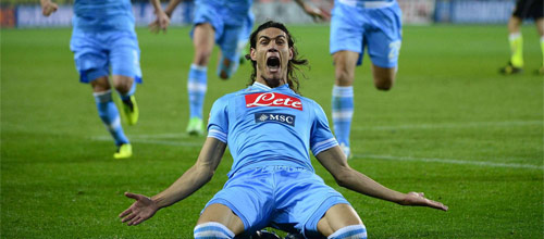 Чемпионат Италии: Наполи - Торино