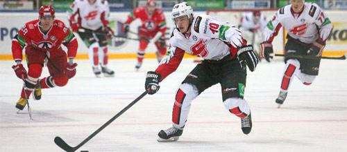 Чемпионат КХЛ: Авангард - Автомобилист
