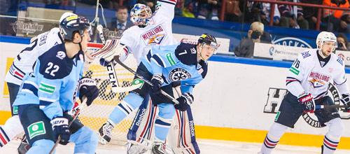 Чемпионат КХЛ: Сибирь - Металлург Мг