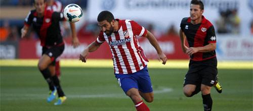 Испания, Кубок Короля: Атлетико Мадрид - Райо Вальекано