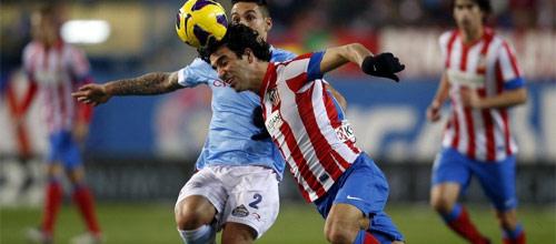 Испания, Кубок Короля: Атлетико Мадрид - Сельта