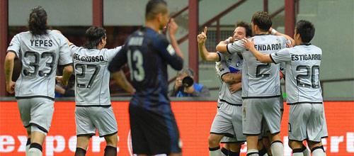 Италия, Серия А: Аталанта - Интер
