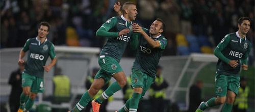 Португалия, Примейра-лига: Спортинг Лиссабон - Академика