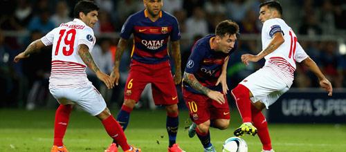 Испания, Примера: Барселона - Севилья