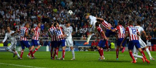 Испания, Примера: Реал Мадрид - Атлетико Мадрид