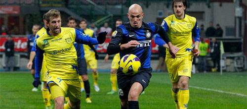 Италия, Серия А: Интер - Кьево