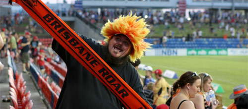 Австралия, А-лига: Брисбен Роар - Ньюкасл Джетс