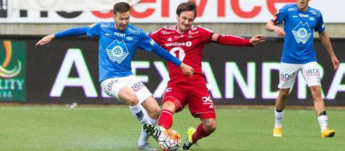 Чемпионат Норвегии: Русенборг - Мольде