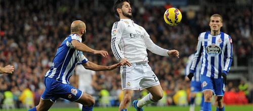 Испания, Примера: Депортиво - Реал Мадрид