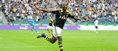 Швеция, Высшая лига: АИК - Эребру
