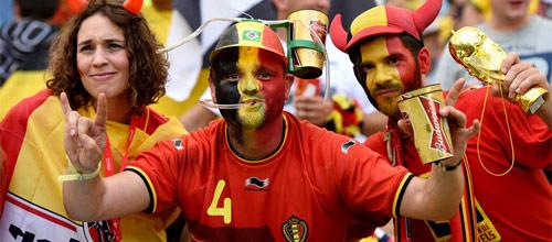 Чемпионат Европы 2016: Уэльс - Бельгия
