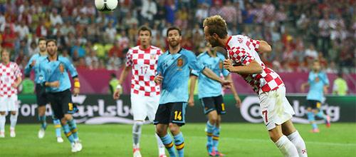 Чемпионат Европы 2016: Хорватия - Испания
