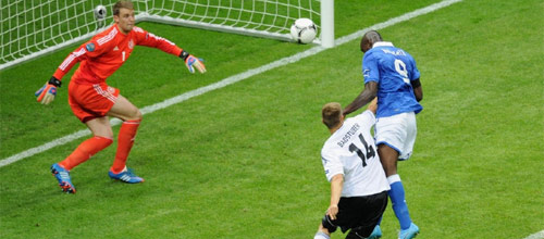Евро 2016: Германия - Италия