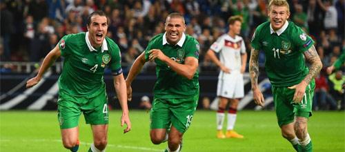 Евро 2016: Италия - Ирландия