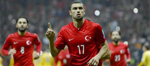 Евро 2016: Турция - Хорватия