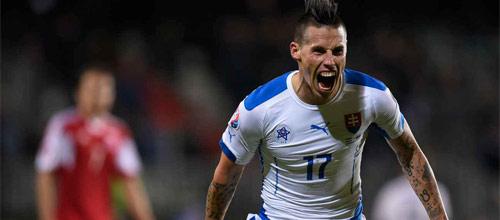Евро 2016: Уэльс - Словакия