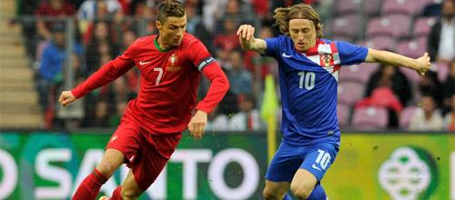 Евро 2016: Хорватия - Португалия