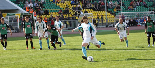 Чемпионат России: Краснодар - Томь