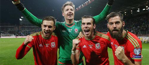 Евро 2016: Португалия - Уэльс