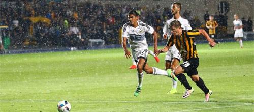 Лига Европы, квалификация: Маккаби - Кайрат
