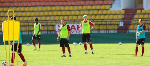 Лига Европы, квалификация: МТК Будапешт - Актобе