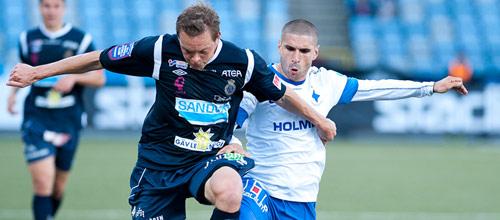 Швеция, Высшая лига: Норрчёпинг - Ефле