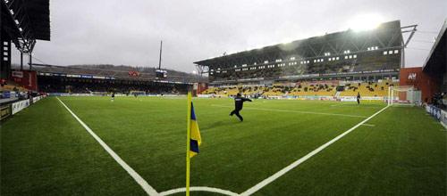 Швеция, Высшая лига: Хеккен - Хаммарбю