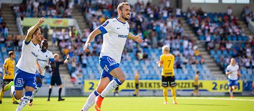 Швеция, Высшая лига: Юргорден - Норрчёпинг