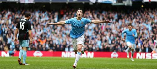 Чемпионат Англии: Манчестер Сити - Вест Хэм