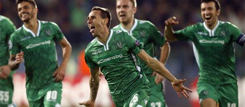 Лига Чемпионов, квалификация: Лудогорец - Виктория
