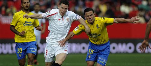 Чемпионат Испании: Севилья - Лас Пальмас