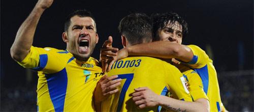 Лига Чемпионов: Бавария - Ростов