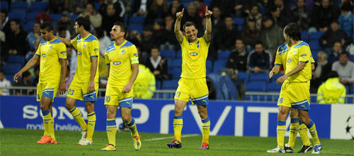 Лига Европы: АПОЭЛ - Астана