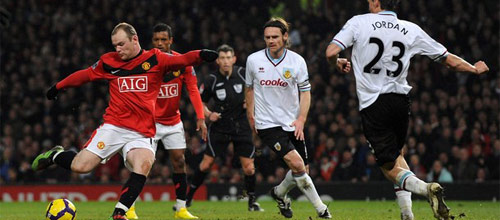 Чемпионат Англии: Манчестер Юнайтед - Бёрнли