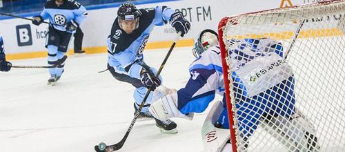 Чемпионат КХЛ: Торпедо - Сибирь