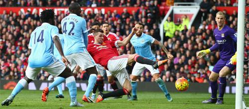 Кубок Английской Лиги: Манчестер Юнайтед - Манчестер Сити
