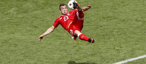 ЧМ-2018, квалификация: Швейцария - Фарерские острова